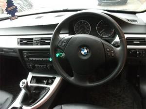 BMW  320 DEL 2007 2000cc.