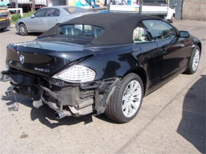 BMW  645 DEL 2007 5cc. I