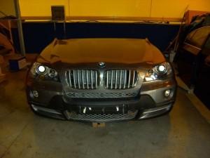 BMW  X5 DEL 2000 3000cc.