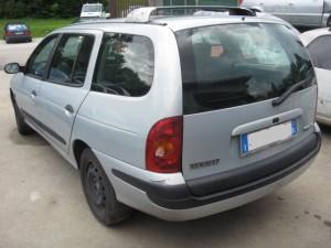RENAULT  Megane DEL 2003 1870cc.