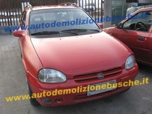 OPEL  Corsa DEL 1999 1700cc.