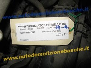 HYUNDAI  Atos DEL 2001 1000cc.