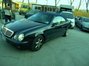 MERCEDES-BENZ  200 DEL 2003 1998cc. compressor