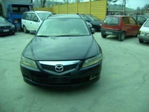 MAZDA  6 DEL 2007 2000cc.