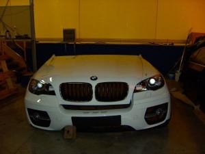 BMW  X6 DEL 2010 3500cc.