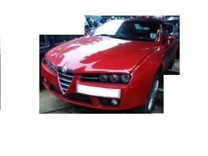 ALFA ROMEO  Brera DEL 2009 2200cc. JTS