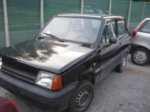 SEAT  Marbella DEL 1990 903cc.