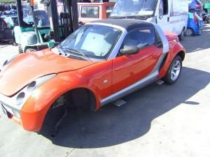 SMART  Roadster DEL 2005 700cc.