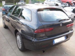 ALFA ROMEO  156 DEL 2002 1910cc.