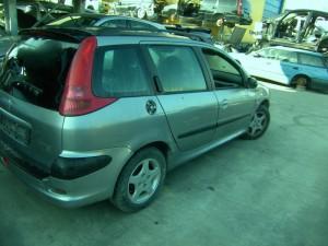 PEUGEOT  206 DEL 2004 2000cc. 2000cc HDI