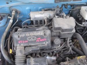 HYUNDAI  Atos DEL 2002 1000cc.