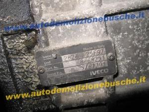 IVECO  Daily DEL 1997 2500cc.