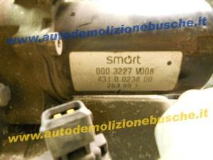 SMART  ForTwo DEL 1999 600cc.