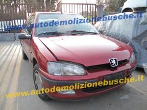 PEUGEOT  106 DEL 1998 1124cc.