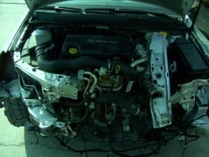 OPEL  ASTRA H DEL 2009 1700cc. CDTI