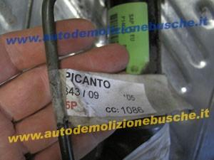 KIA  Picanto DEL 2005 1086cc.