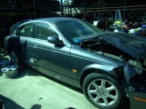 JAGUAR  S-Type DEL 2007 2700cc. TDV6