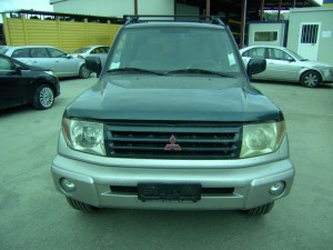 MITSUBISHI  Pajero Pinin DEL 2002 1800cc. 1800cc 16V MPI SUV