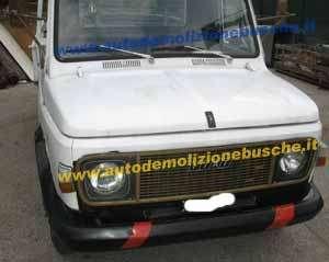 FIAT  616 DEL 1977 3455cc.