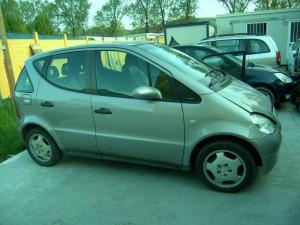 MERCEDES-BENZ  A 140 DEL 2000 1397cc.