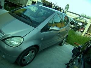 MERCEDES-BENZ  A 160 DEL 2000 1598cc.