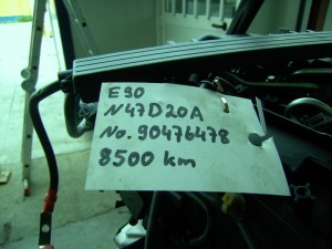 BMW  320 DEL 2009 2000cc. 2.0cc TDI