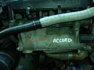 HONDA  Accord DEL 2004 2200cc. 2.2cc TDI