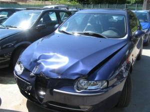 ALFA ROMEO  147 DEL 2001 1598cc. 16V