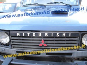 MITSUBISHI  Pajero DEL 1991 2477cc.