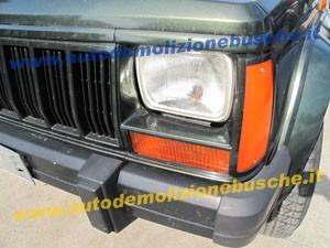 JEEP  Cherokee DEL 1997 2500cc.
